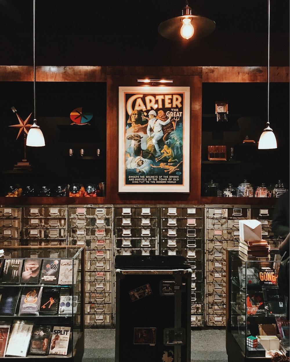 tannen's magic shop new york noah levine