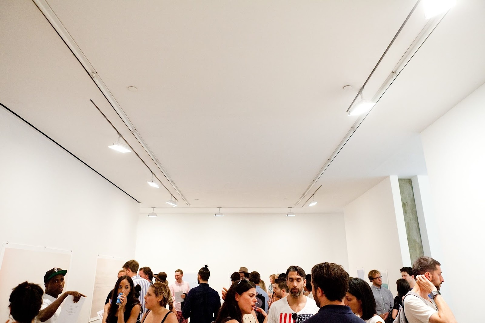 gallery hopping in chelsea new york