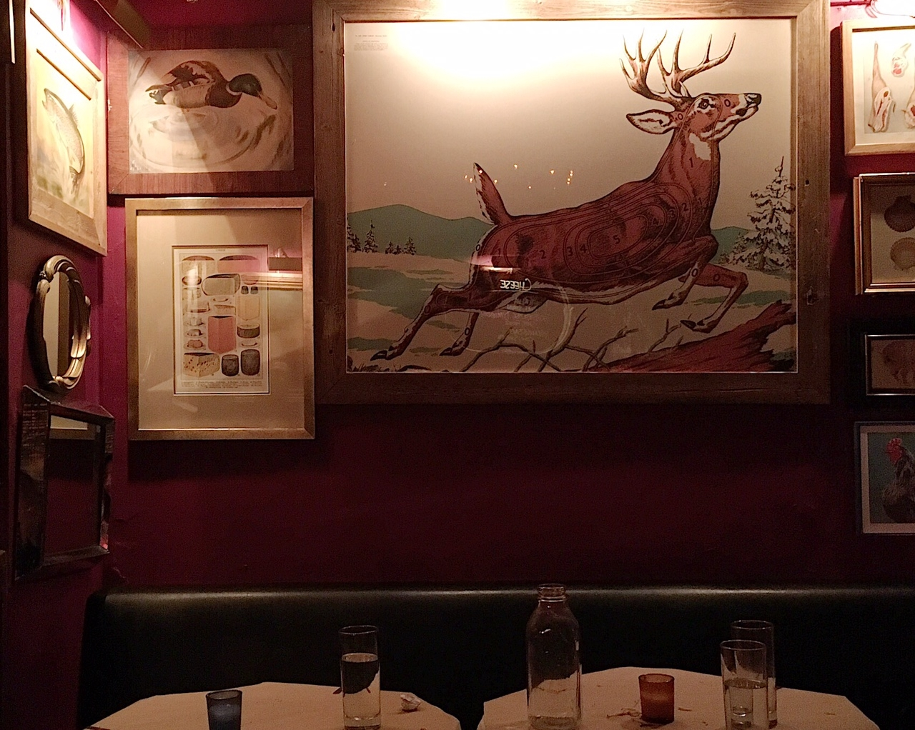 spotted pig west village new york city Ellie Seymour New York On My Mind blog