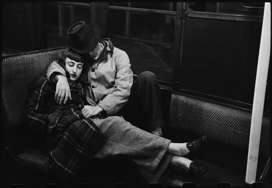 stanley kubrick life and love on the new york city subway