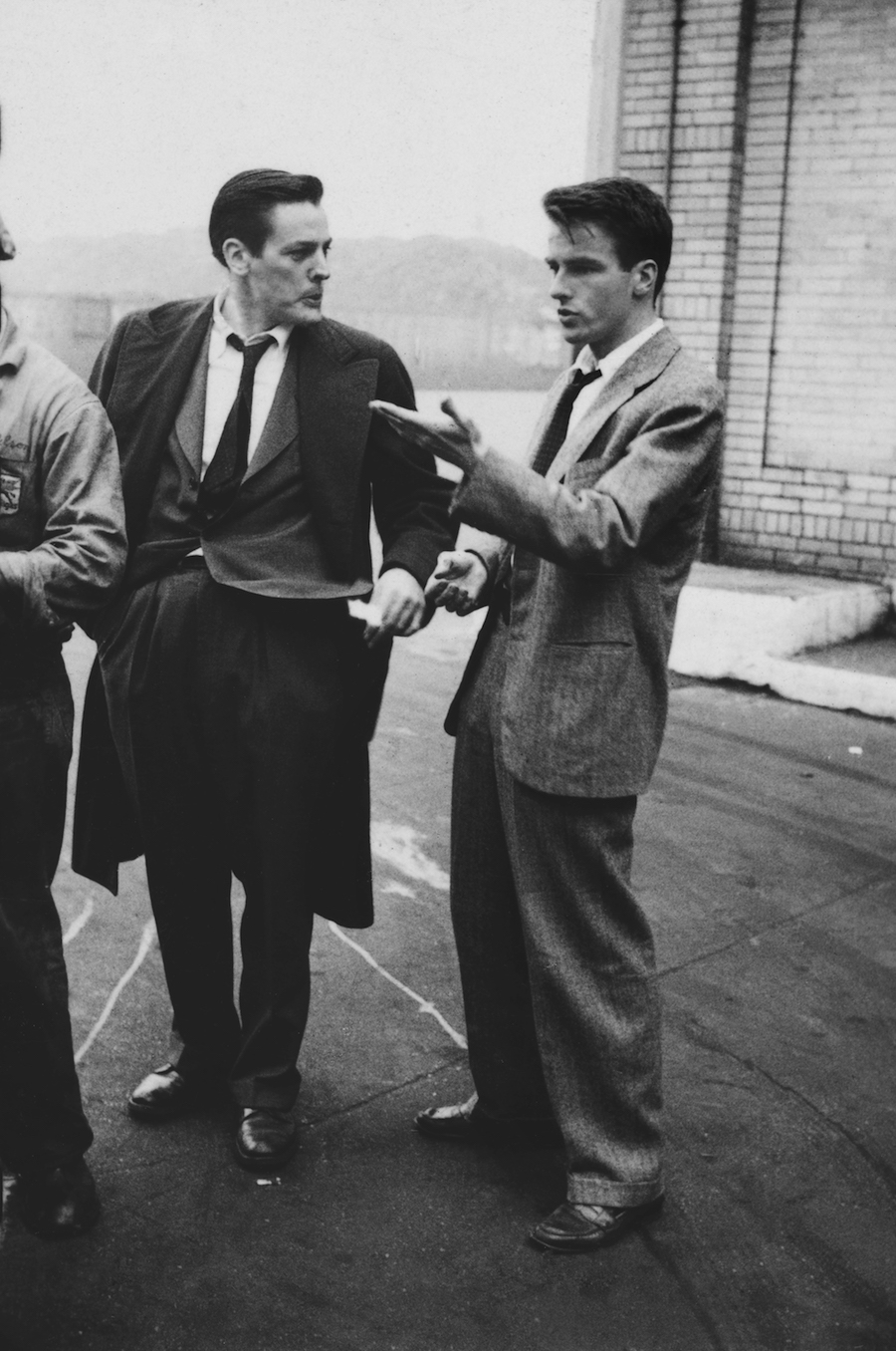 stanley kubrick montgomery clift kevin mccarthy 1949